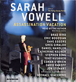 Assasination Vacation by Sarah Vowell
