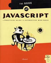 Book of JavaScript by thau!