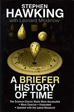 A Briefer History of Time by Stephen Hawking with Leonard Mlodinow