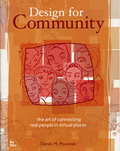 Design for Community by Derek M. Powazek