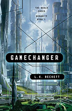 Gamechanger by L.X. Beckett