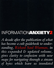 Information Anxiety 2 by Richard Saul Wurman