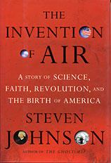 The Invention of Air by Steven Johnson