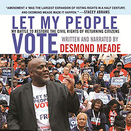 Let My People Vote by Desmond Meade