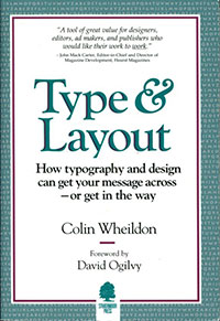 Type & Layout by Colin Wheildon