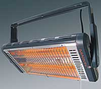 Marvin Overhead Quartz Radiant Heater